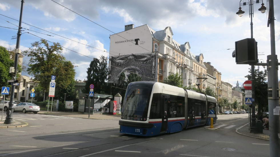 Przy Gdańskiej powstaną bezpieczne przystanki