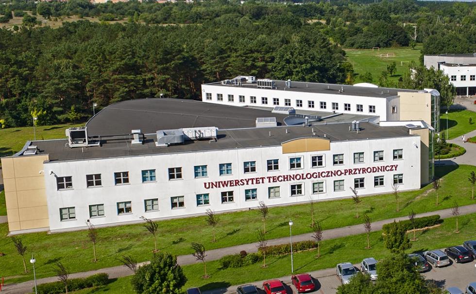 Cichodajki Bydgoszcz Lotnisko Parking - MIKAM