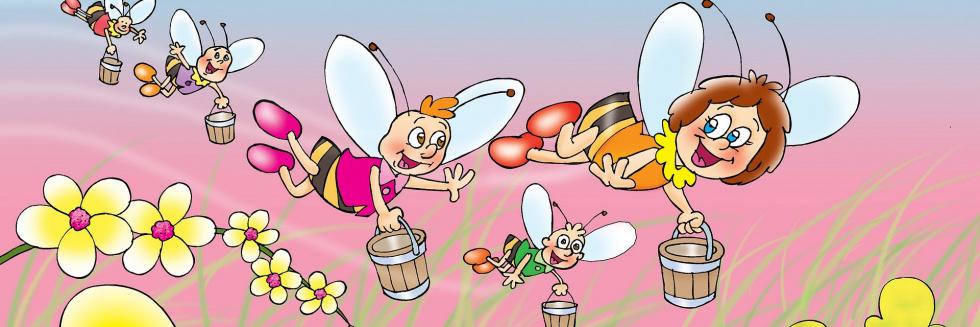 Przyjdź na spotkanie z Pszczółką Mają do Zielonych Arkad
