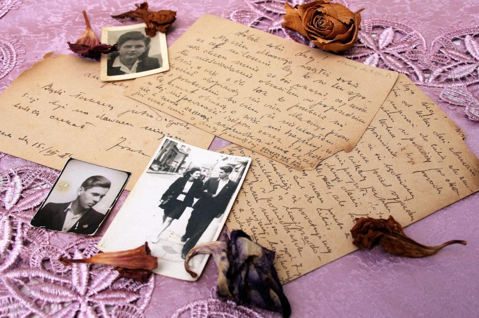 Rodzinne zdjęcia bydgoszczan na rocznicowej wystawie