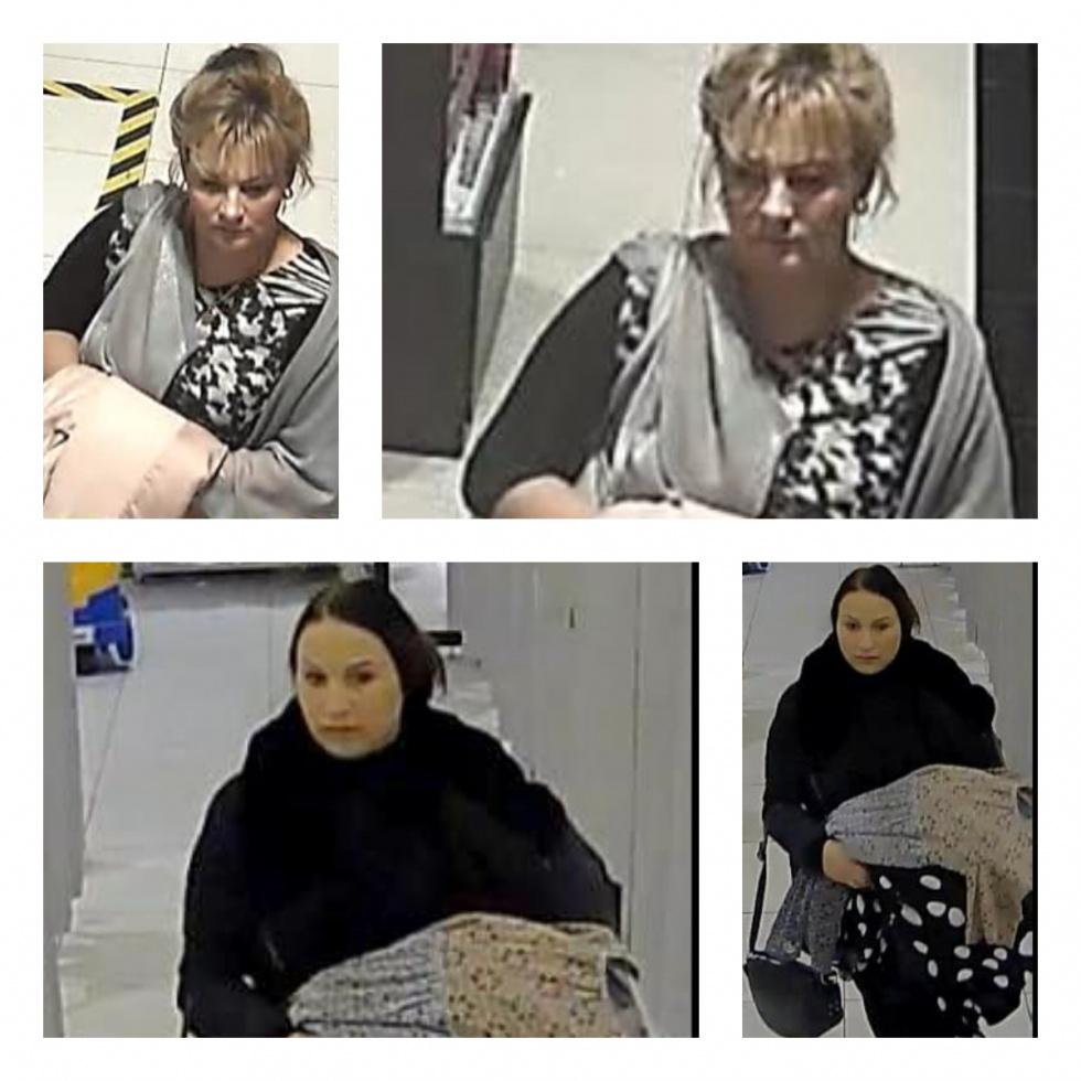 Rozpoznajesz te kobiety? Dokonały kradzieży na kilkaset złotych