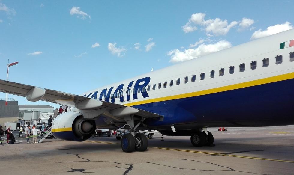 Ryanair wznawia loty do i z Bydgoszczy