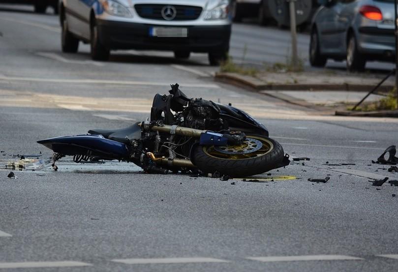 Śmiertelny wypadek motocyklisty. Apel o bezpieczną jazdę!