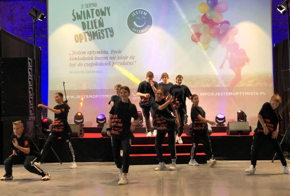 Sportowcy Optymiści wzięli udział w Festiwalu