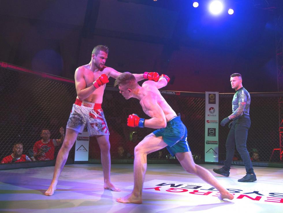 Sporty walki: Bydgoscy zawodnicy wracają z tarczą