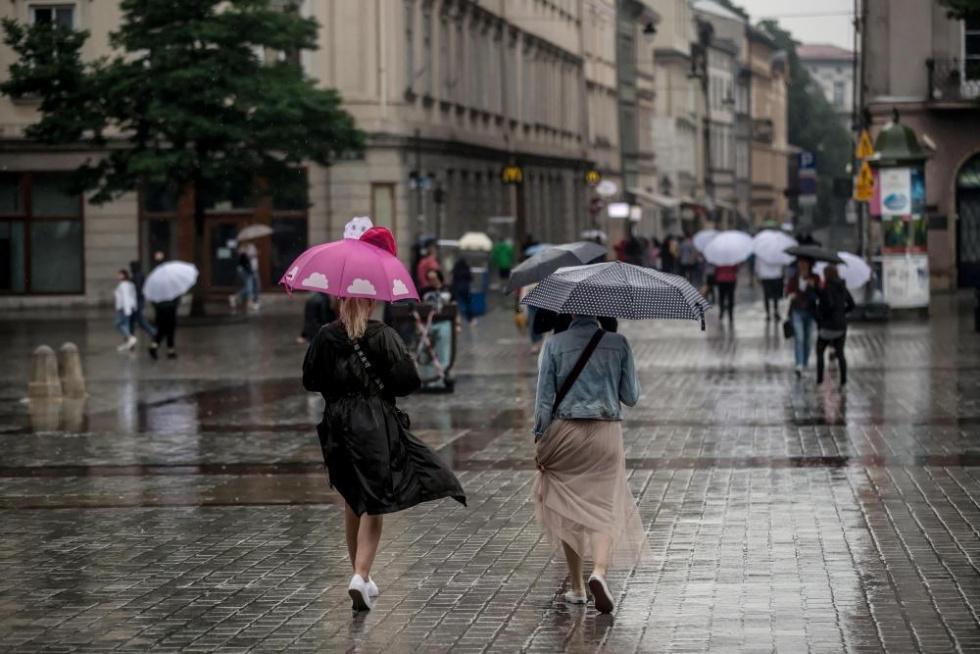 Synoptyk IMGW: Środa z przejaśnieniami; od wieczora bez opadów na południu
