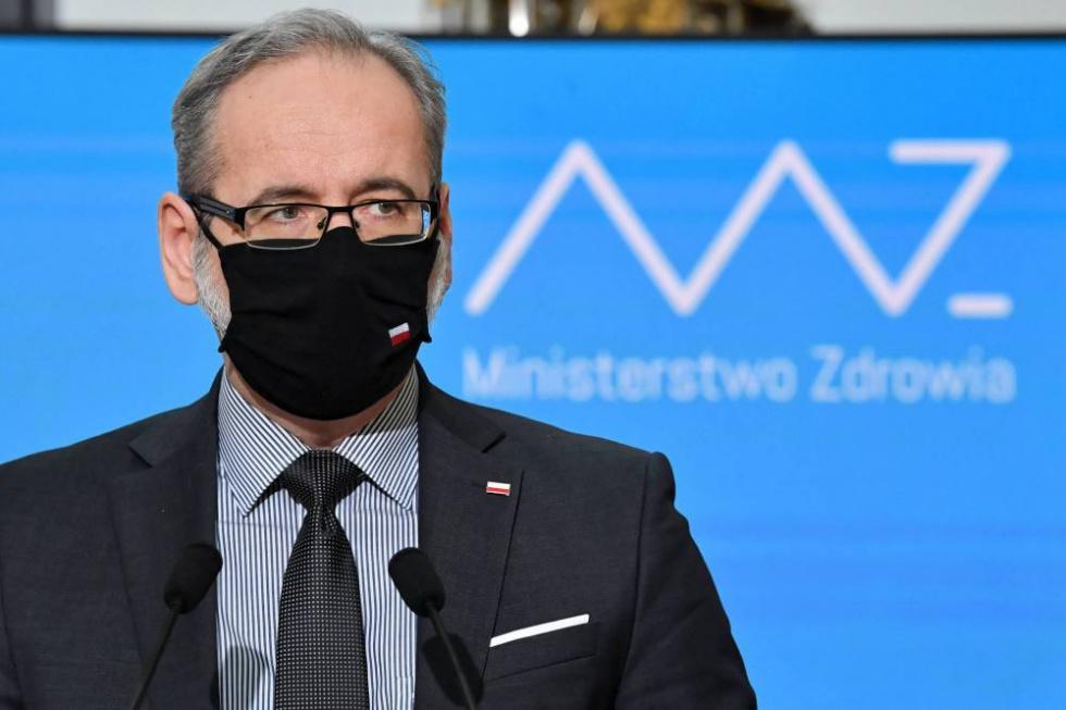 Szef MZ o trzeciej fali epidemii: Apogeum prognozujemy na przełomie marca i kwietnia