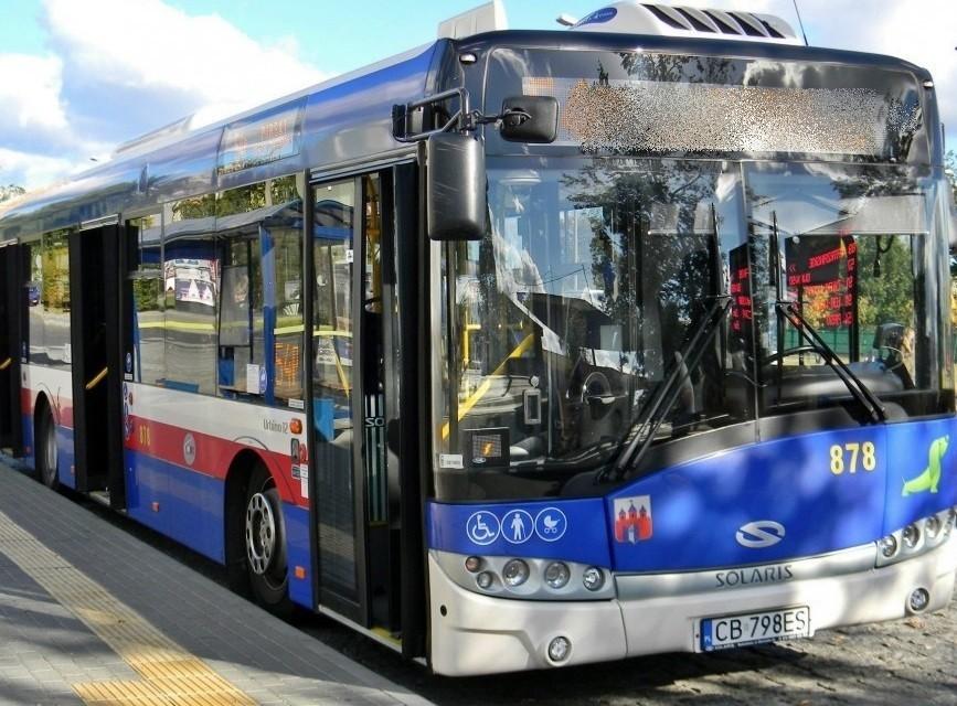 Szybsza komunikacja w Bydgoszczy. 17 milionów zł dofinansowania na buspasy