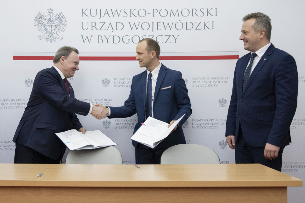 Szybsze podróże koleją z Bydgoszczy do Trójmiasta