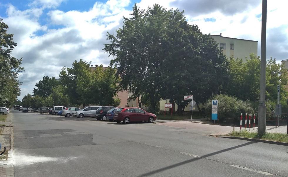 Szykuje się remont ulicy Stawowej na Błoniu