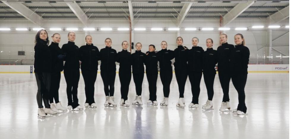 Team Skadi - reaktywacja łyżwiarstwa figurowego w Bydgoszczy