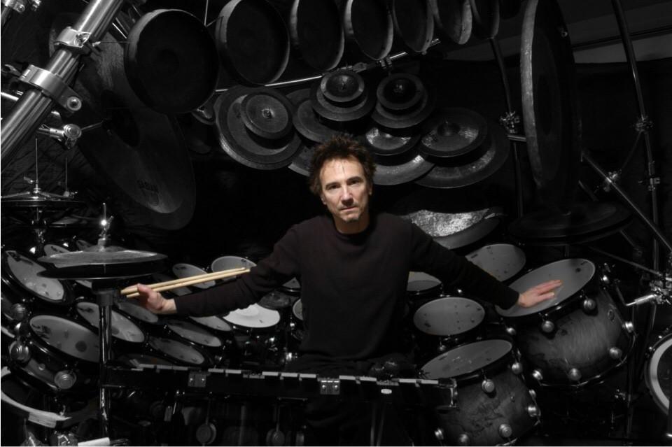 Terry Bozzio zagra podczas Drums Fusion 2018