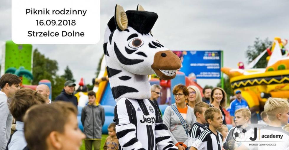 V Piknik Rodzinny Juventus Academy Bydgoszcz