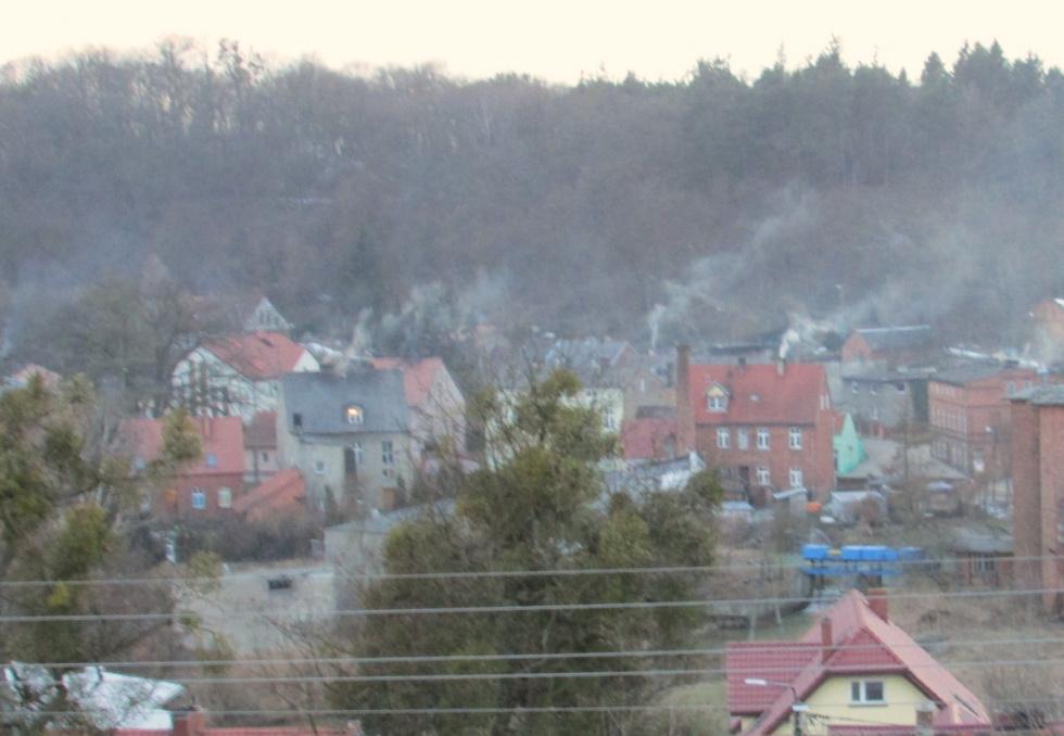 """W Koronowie przeprowadzono działania """"SMOG"""""""