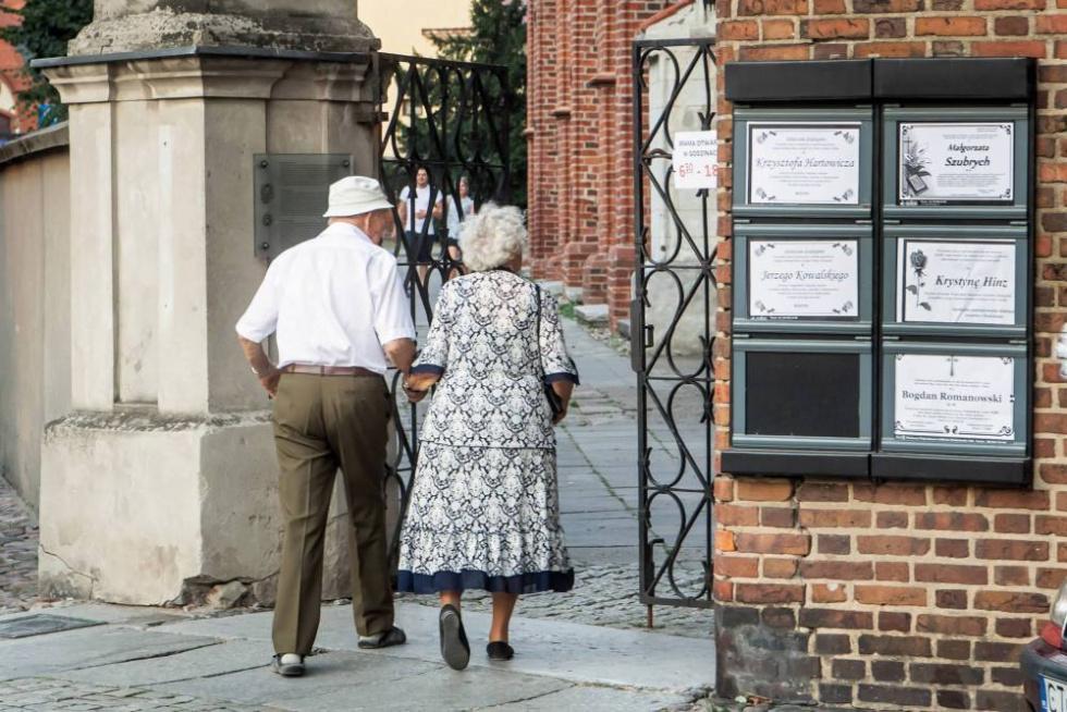 W Kościele I Światowy Dzień Dziadków i Osób Starszych