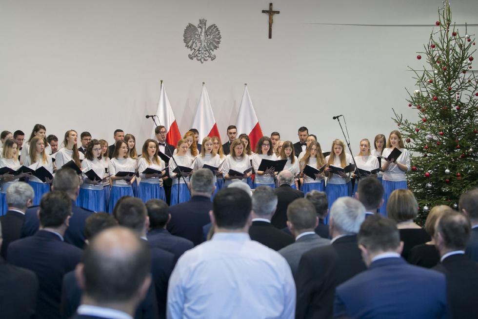 W Kujawsko-Pomorskim Urzędzie Wojewódzkim odbyła się Wigilia przedstawicieli administracji rządowej