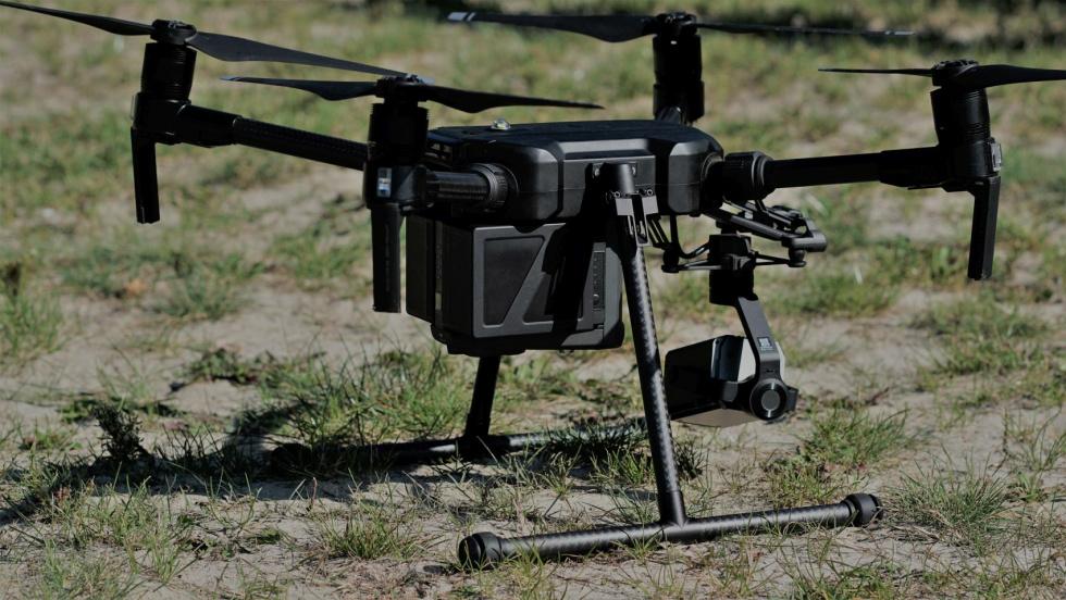 W regionie drony pomogą w patrolach
