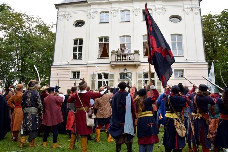 W ten weekend szósty już szwedzki najazd na Ostromecko!