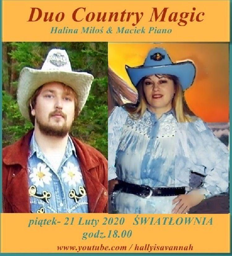 Wieczór w stylu country w Światłowni