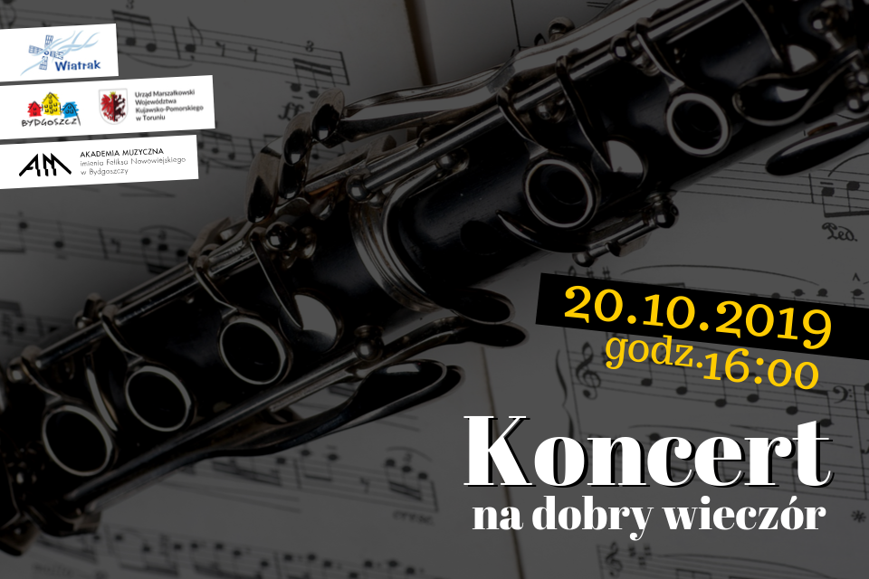 Wirtuozi klarnetu. Pierwszy koncert Akademii Muzycznej