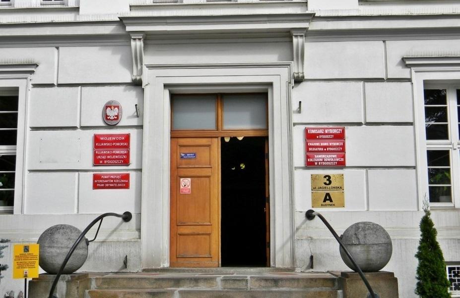 Wojewoda kujawsko-pomorski spotkał się z przedstawicielami spółki Metron