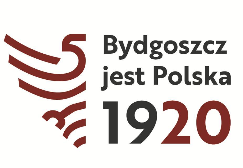 Wybrano oficjalny logotyp z okazji obchodów 100-lecia powrotu Bydgoszczy do Polski