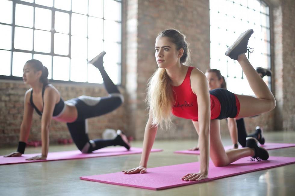 Zadbaj o formę na wiosnę i trenuj z Ewą Chodakowską w Zielonych Arkadach