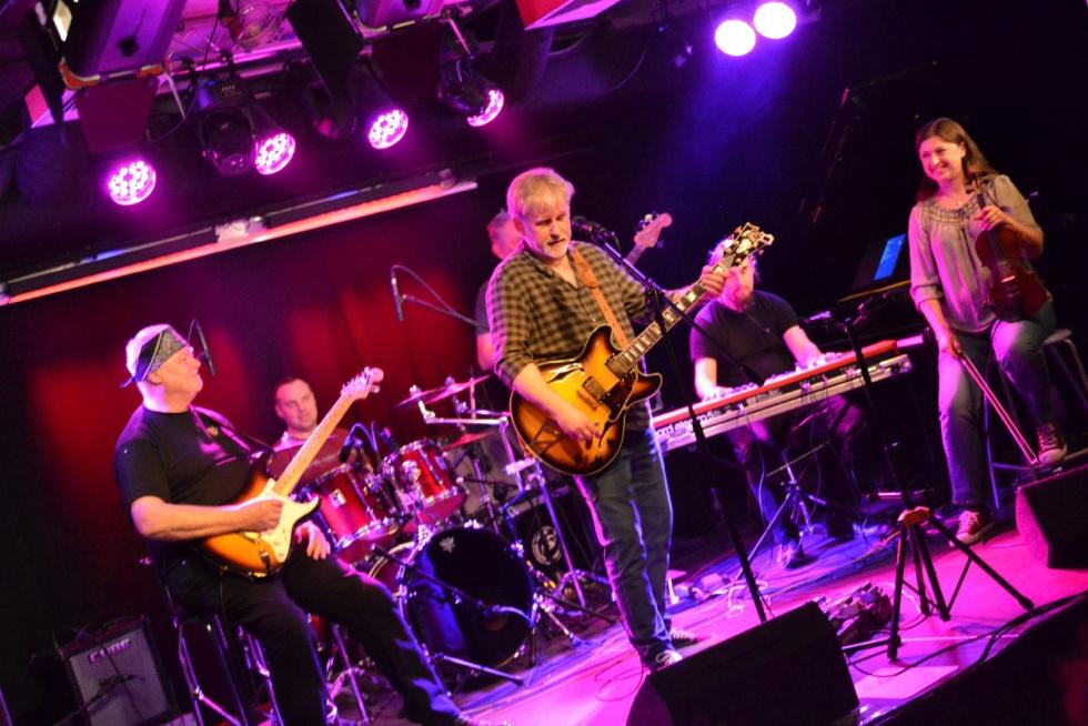 Zaduszkowy koncert bluesowy w Fordonie