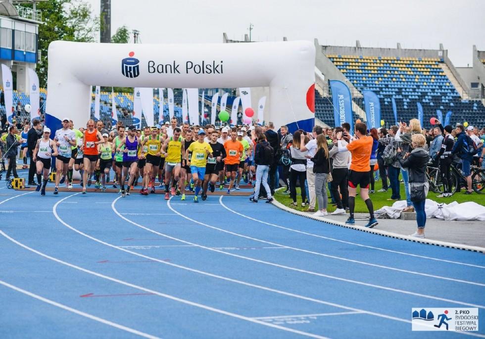 Zbliża się trzeci PKO Bydgoski Festiwal Biegowy