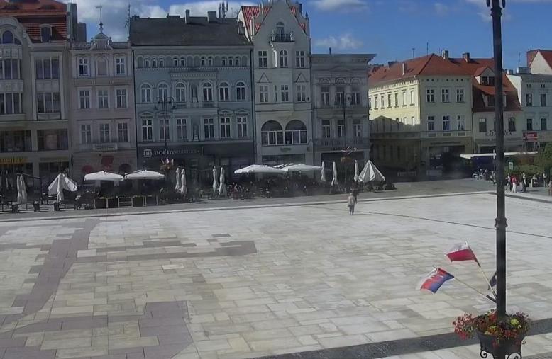 ZDMiKP przygotowuje projekt zmian w organizacji ruchu przy Starym Rynku
