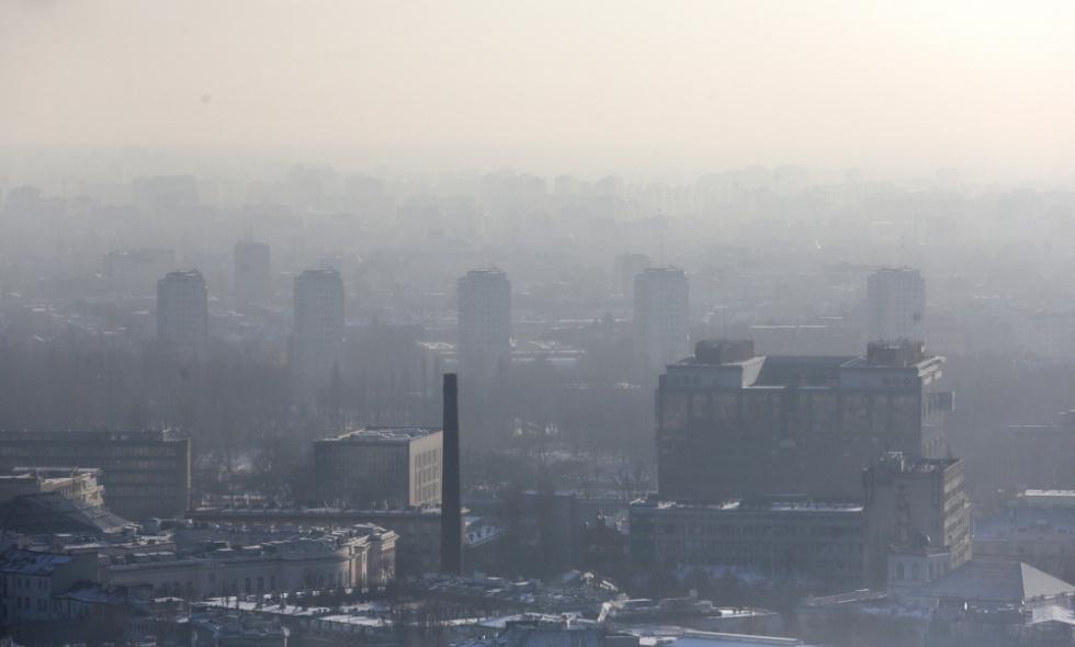 Zła jakość powietrza w wielu miejscach w kraju; w Warszawie, w Bydgoszczy, w Lublinie