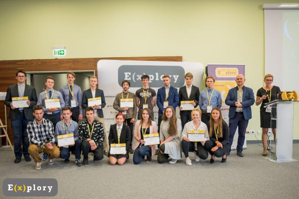 Znamy finalistów Konkursu Naukowego E(x)plory w Bydgoszczy!