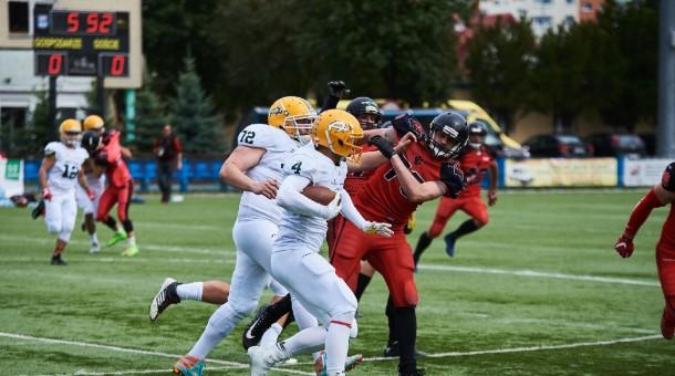 Drużyny futbolu amerykańskiego Bydgoszcz Archers i Herosi Bydgoszcz łączą siły!