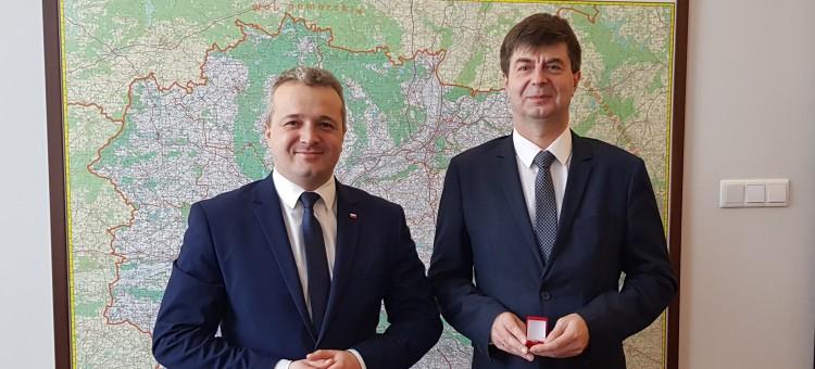 Jerzy Kowalik nowym doradcą wojewody kujawsko-pomorskiego