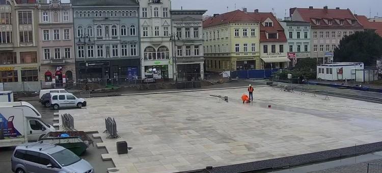 Od środy zmiany w organizacji ruchu przy Starym Rynku