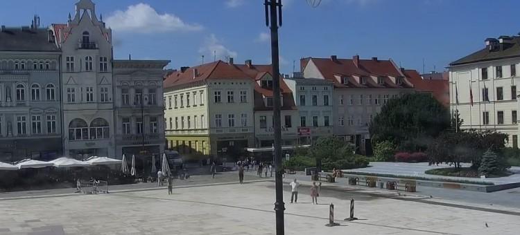 Oficjalne otwarcie Starego Rynku po remoncie