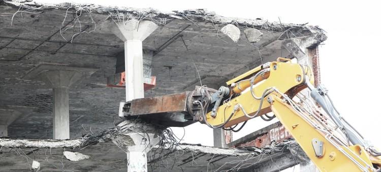 Rozpoczynają się prace rozbiórkowe przy ul. Kujawskiej