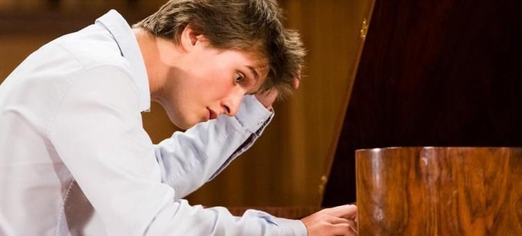 Tomasz Ritter. Recital w Pałacu Nowym