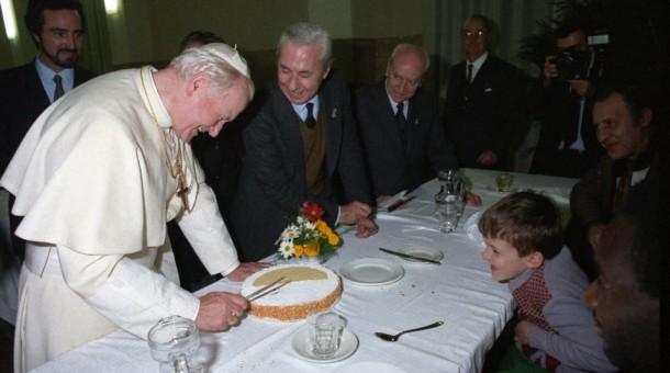WIATRAK zaprasza: 99. Urodziny św. Jana Pawła II