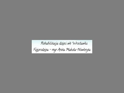 Fizjorodzina - Rehabilitacja bobath