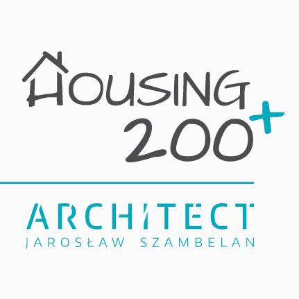 Housing 200+ Architect Jarosław Szambelan