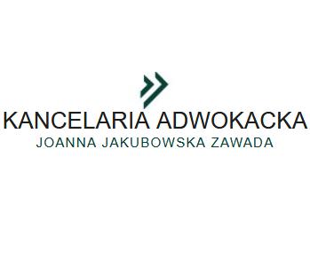 Kancelaria Adwokacka Adwokat Joanna Jakubowska-Zawada