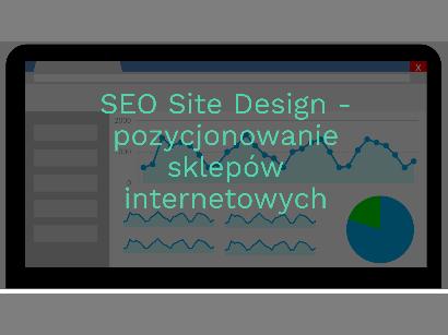 SEO Site Design - pozycjonowanie w Google