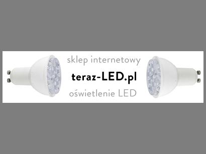 Sklep internetowy teraz-led - oświetlenie, żarówki LED