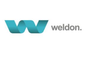 Weldon - słupy cynkowane