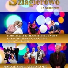 Koncert Śląskich Gwiazd - Szlagierowo i z Humorem