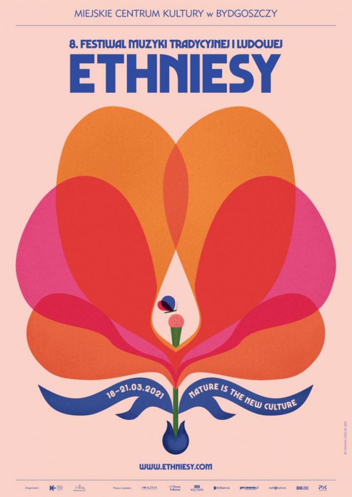 8. Edycja Festiwalu Muzyki Tradycyjnej i Ludowej ETHNIESY 2021
