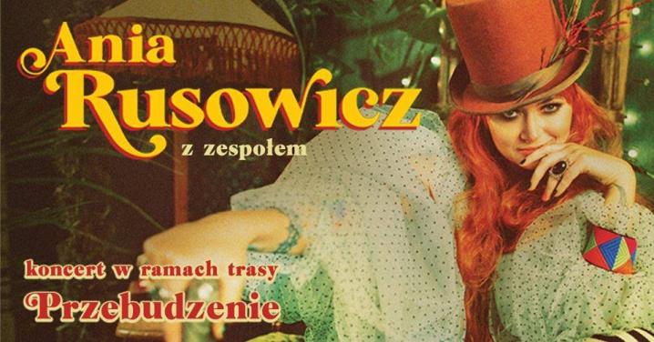 Ania Rusowicz - Przebudzenie
