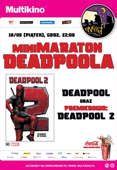 ENEMEF: Miniamraton Deadpoola