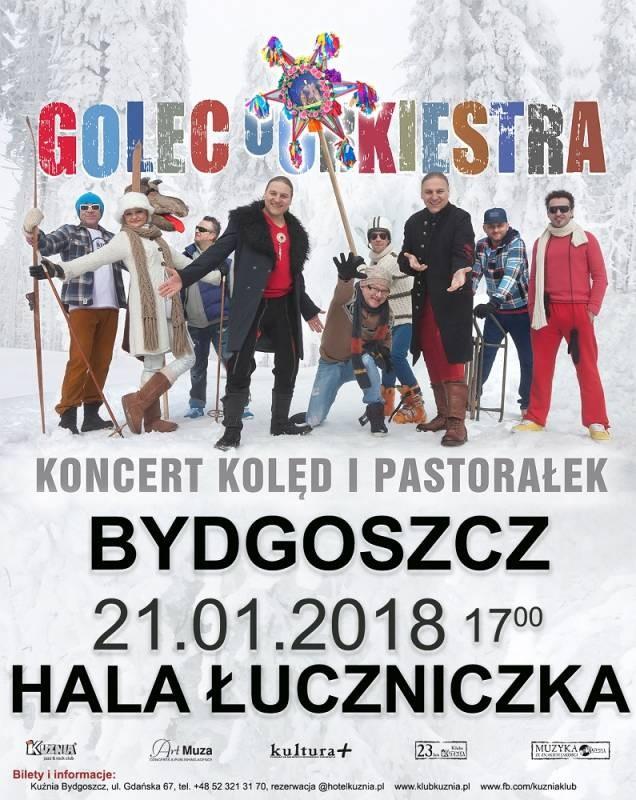 GOLEC uORKIESTRA - koncert kolęd i pastorałek